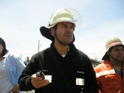 Director de Compañía (2003 - 2008) Sr. Anselmo Villagra Cabello